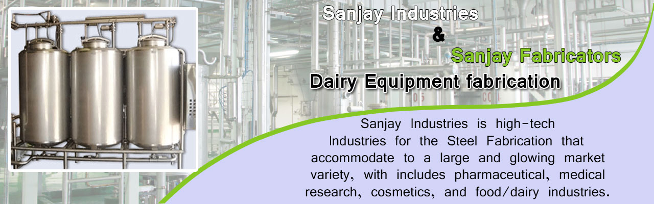 Dairy Equipments in Ahmedabad