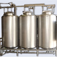Dairy Equipment Fabrication in Ahmedabad